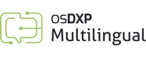 osDXP Multilingual logo
