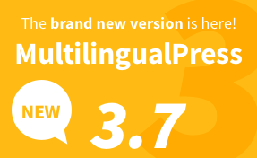 MultilingualPress 3.6