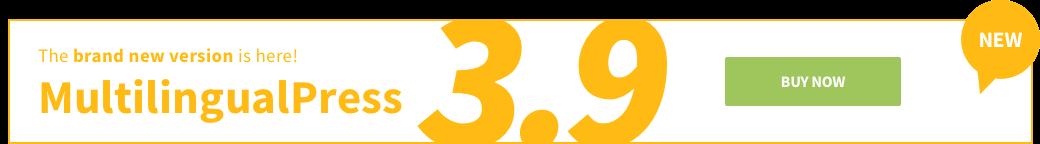 MultilingualPress 3.8